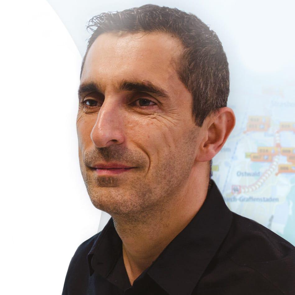 Christophe Bellamy, Chef du Groupe d'Exploitation Réseau GDS - Réseau GDS