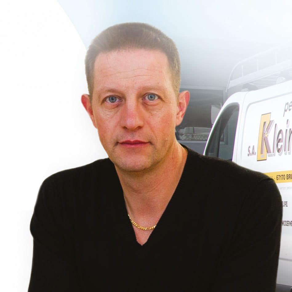 Guy Kleinmann, Président - Peintures KLEINMANN